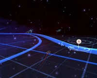 Star Trek Online sector space.